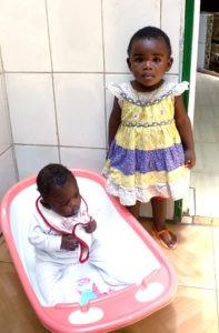 Bambini di Bukavu