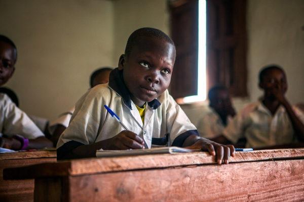 Studenti della Sierra Leone - Kayakor