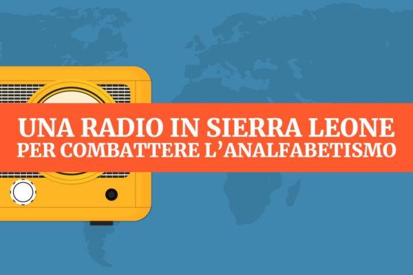 FdS - Campagna Radio Bintumani - Slider Home
