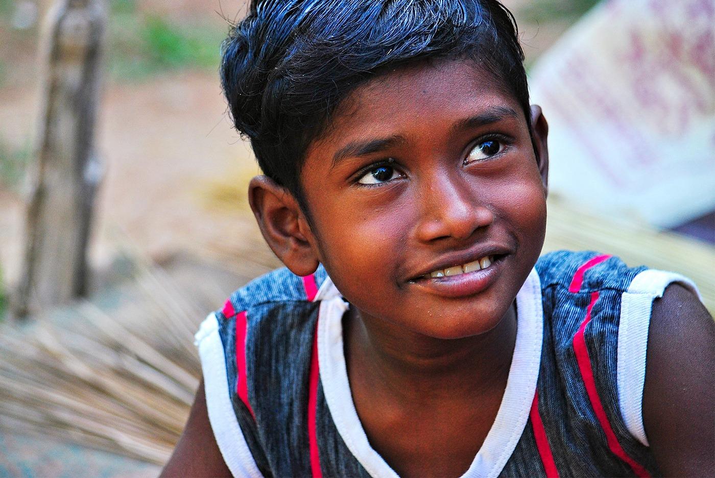 Ritratto di Sunil