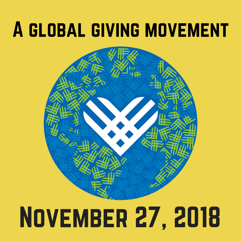 Global Logo with Date - GivingTuesday