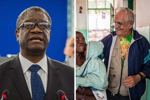 Denis_Mukwege_Padre_Querzani