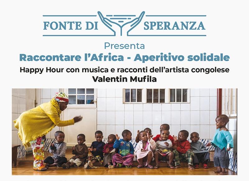 FdS - Locandina Evento Aperitivo Solidale Gen 2019