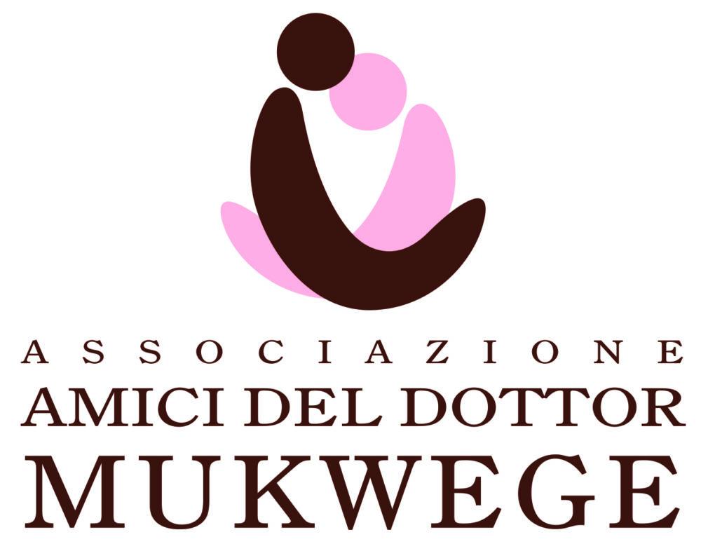 Logo Associazione Amici del Dott. Mukwege