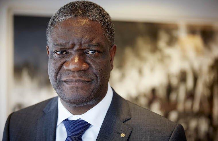 Dott. Denis Mukwege
