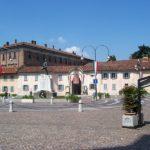 Largo Vittorio Veneto e Villa Litta